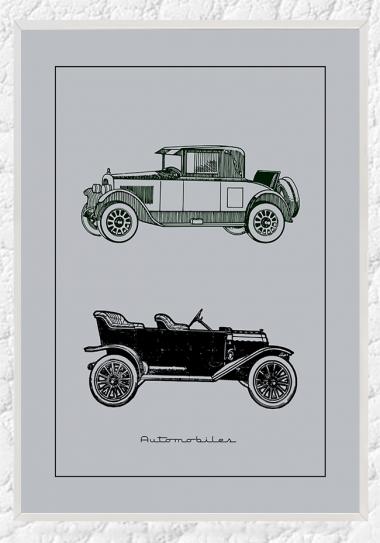 Automobiles - blue