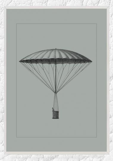Vintage Parachute