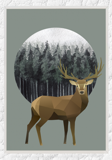Crown Deer