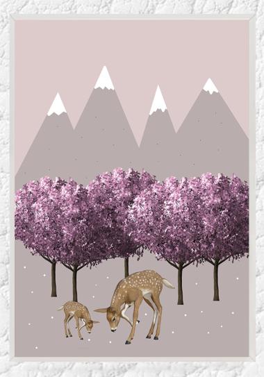 Blossom Deer
