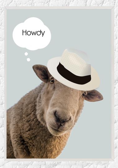Happy Mr.Sheep